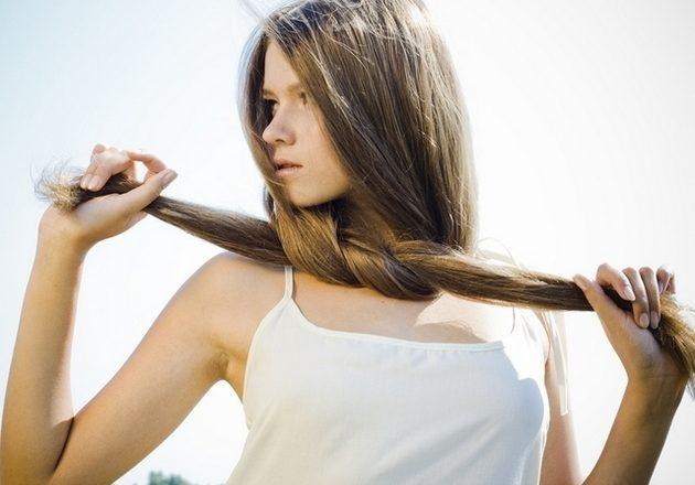Три рецепти з оцтом для краси та сяйва вашого волосся