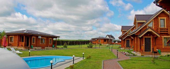 3 недорогих базы отдыха в Киеве с бассейном
