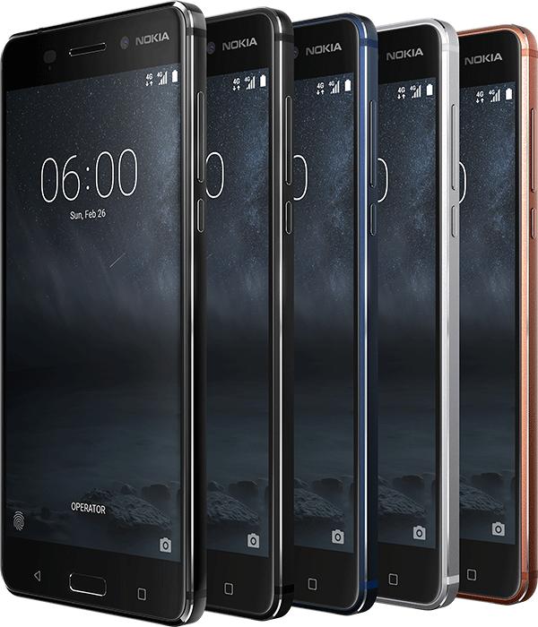 Nokia 6. Разом веселіше
