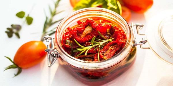 В'ялені помідори по-італійськи