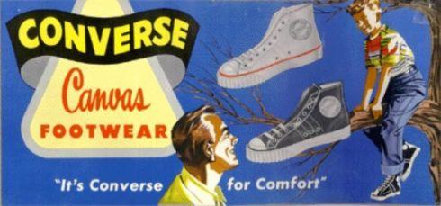 Converse поворачивает время вспять