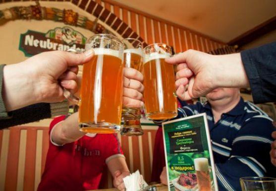 Как отучить мужа пить пиво