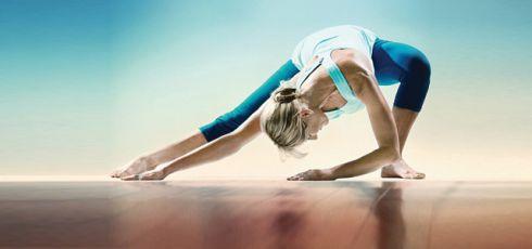 Йога, чтобы побыть наедине