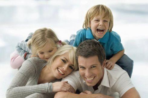 Шість правил щасливої сім'ї