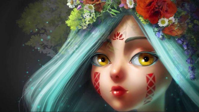 У світ вийшов трейлер українського мультфільму: «Мавка. Лісова пісня»