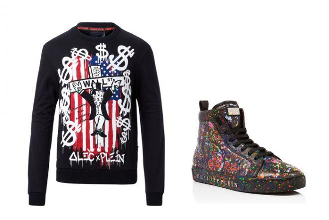 Будь стильным в одежде от Philipp Plein