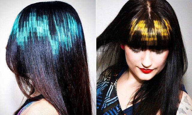 Модні кольори волосся-2018