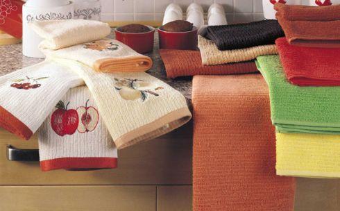 Кухнні рушники можуь стати джерелом інфекцій