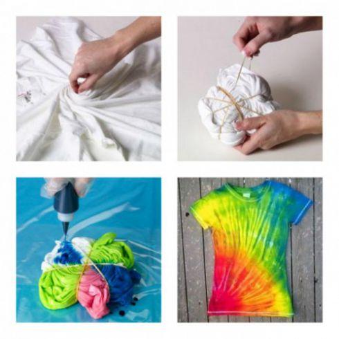 Як переробити літній одяг самостійно: модні трюки
