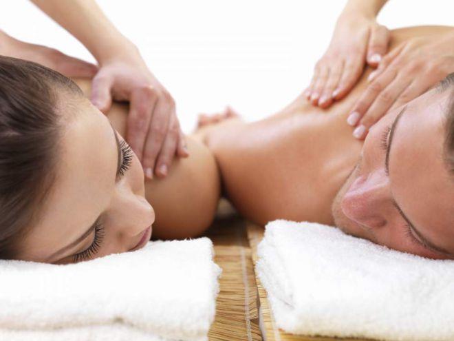 Эротический массаж - простой способ сделать мужчину счастливым