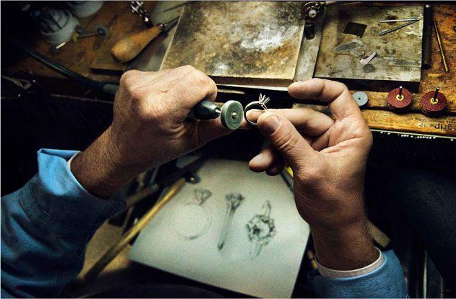 Tiffany & Co відкрили таємницю створення неймовірної обручки (ВІДЕО)