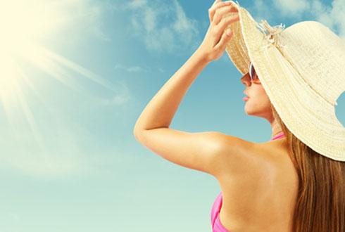 Как защитится от солнечных лучей?