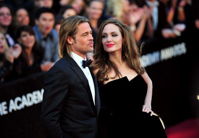 Знову разом? Анджеліна Джолі і Бред Пітт об'єднаються на День подяки