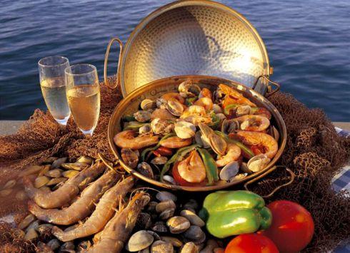 5 корисних морепродуктів