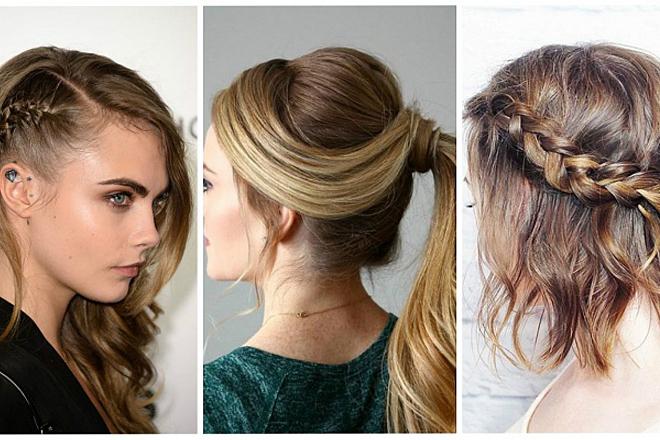 Круті зачіски на кожен день [ФОТО]