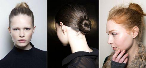Осінні тренди в зачісках