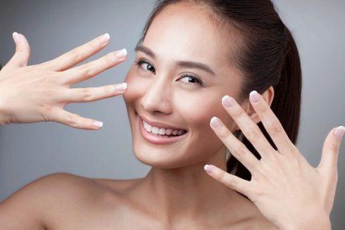 Як відбілити нігті