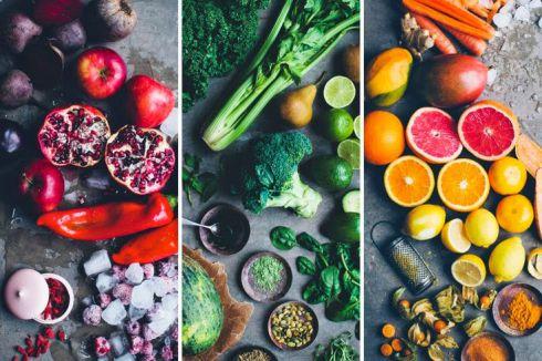 8 продуктів для зимового очищення організму