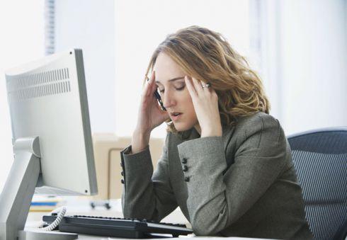 Найбільш стресові професії