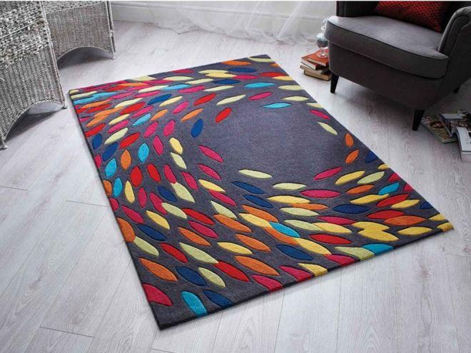 Акриловый ковёр - что это?
