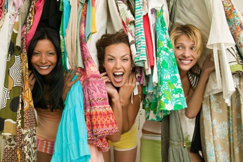 Як оновити гардероб економно