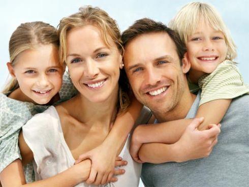 У яких сім'ях народжуються стрункі діти?