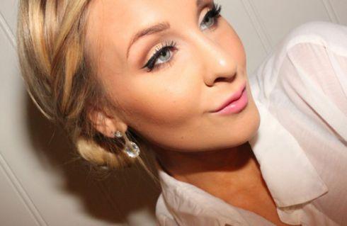 Изящный макияж на каждый день (ВИДЕО)