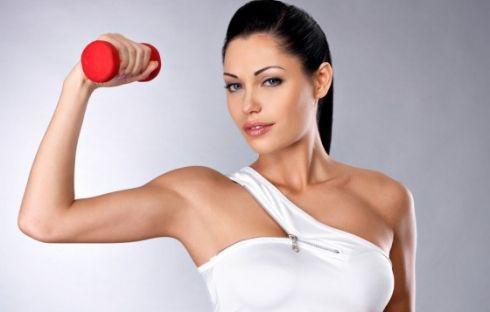 Вправи для збільшення грудей