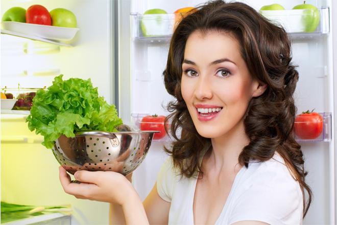 Ефективна овочева дієта