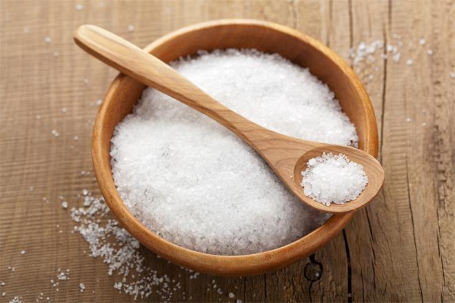 5 рецептів краси з простою сіллю