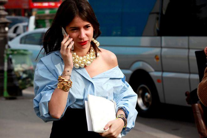 Как серьги с сапфиром или модный шарф дополнять ваш образ
