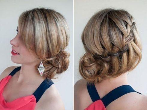 Проста та невимушена зачіска на кожен день [ФОТО]