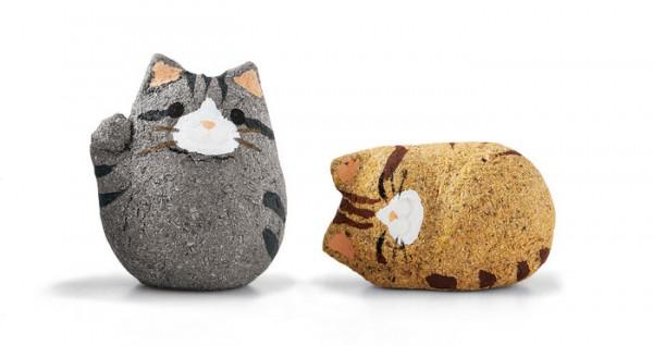 Справжнісінький фуд-арт: японці випускають печиво у вигляді котиків (ФОТО)