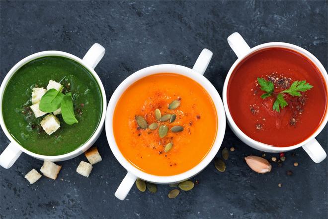 Який смачний суп допоможе позбутись зайвого?