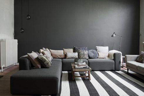 Стильно та модно: чорний колір в інтер'єрі [ФОТО]