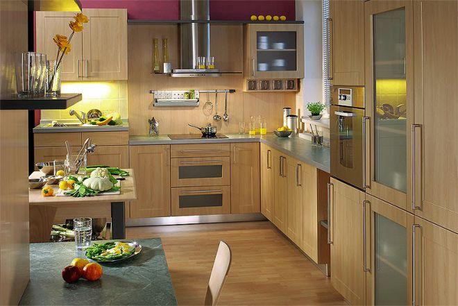 Кухонний гарнітур: обираємо правильно