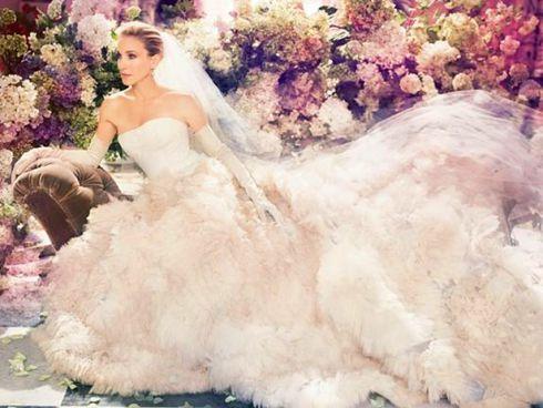 Весільні сукні, які стали найкращими з кутюрних колекцій