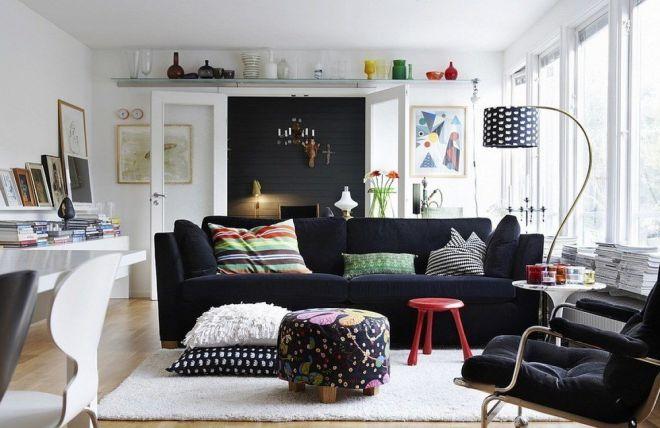 Ідеальна спальня та вітальня у маленькій квартирі: 5 порад