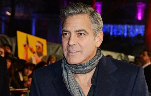 У Джорджа Клуни украли интимную фотографию