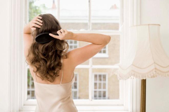 Як укріпити корені волосся?