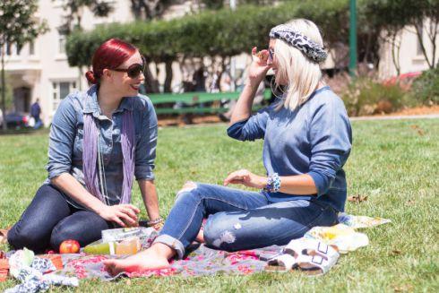 Як вдягнутися на травневий пікнік