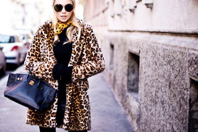 Як носити леопардовий принт і виглядати на