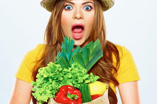 Вегетаріанство та м'ясоїдство: що корисніше?