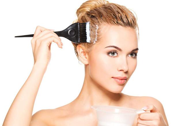 3 правила для фарбування волосся вдома