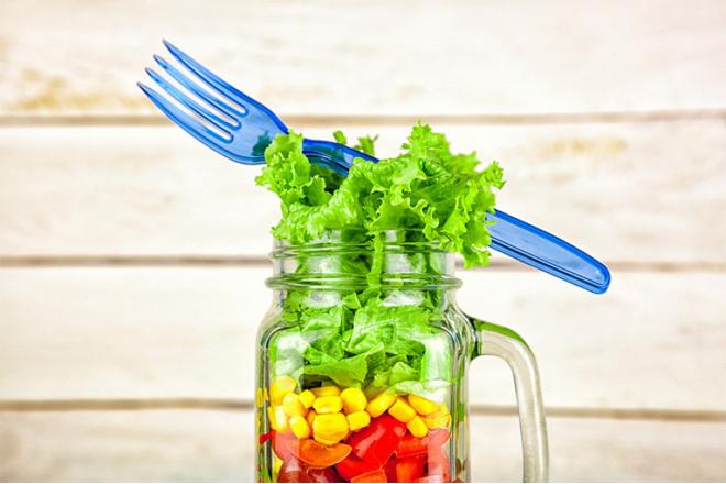 Який салат допоможе схуднути?