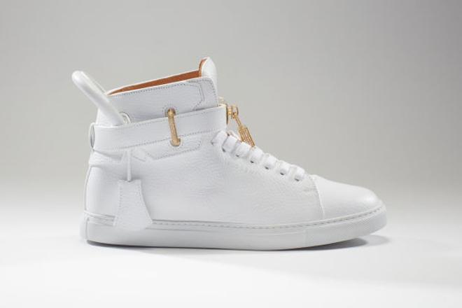 Золото та діаманти: найдорожчі кросівки світу від Buscemi [ФОТО]