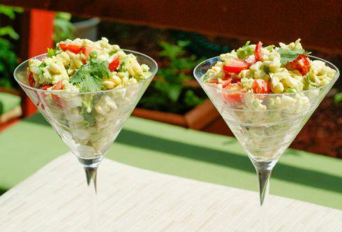 Новорічна ідея: крабовий салат по-новому