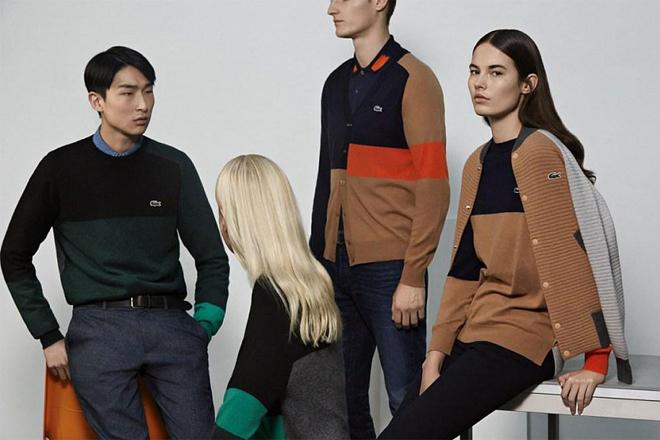Бренд Lacoste представив нову колекцію одягу [ФОТО]