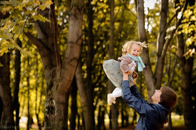 П'ять ознак того, що чоловік буде гарним батьком