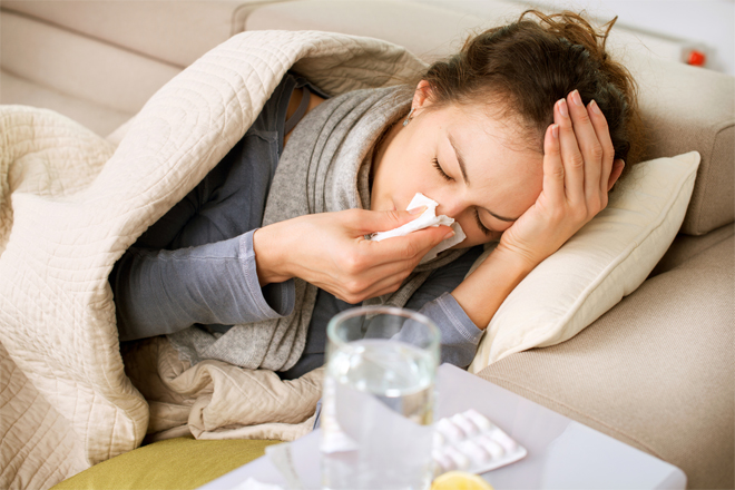 Епідемія грипу: 7 порад, щоб не захворіти
